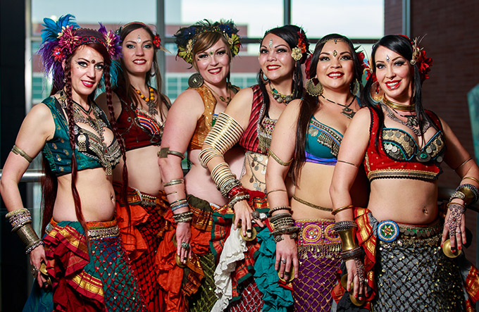 Wildcard Bellydance A Professional Tribal Style Belly