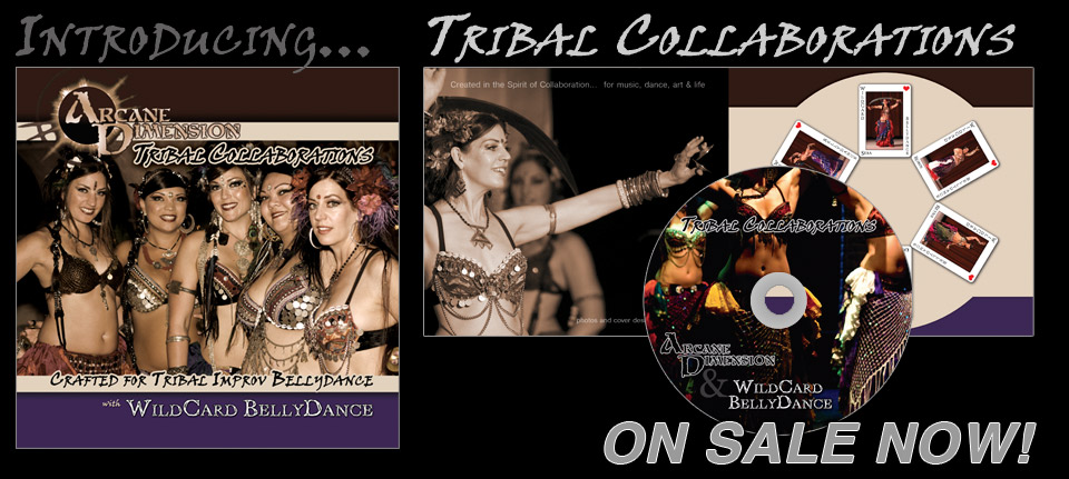Tribal Collaborations Audio CD