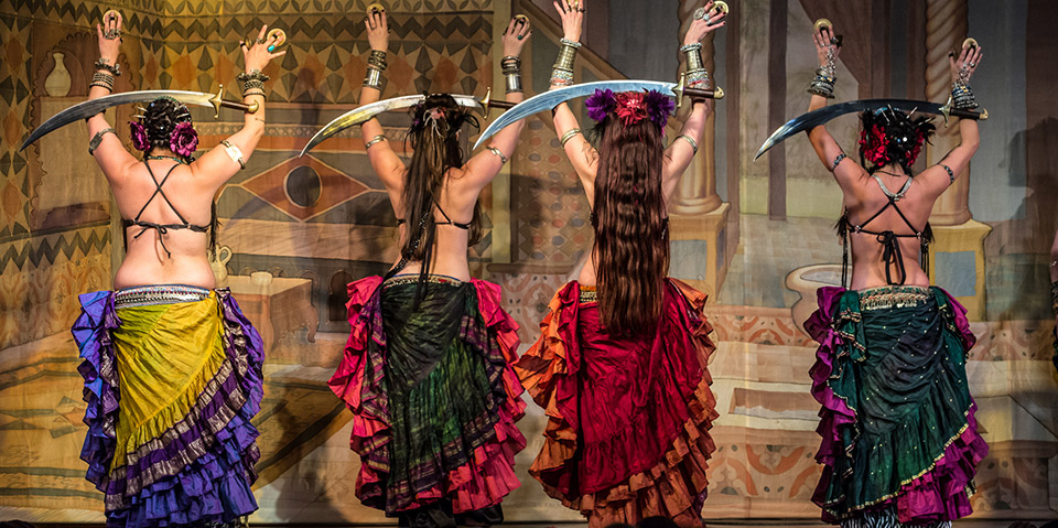 WildCard BellyDance - A Professional Tribal Style Belly