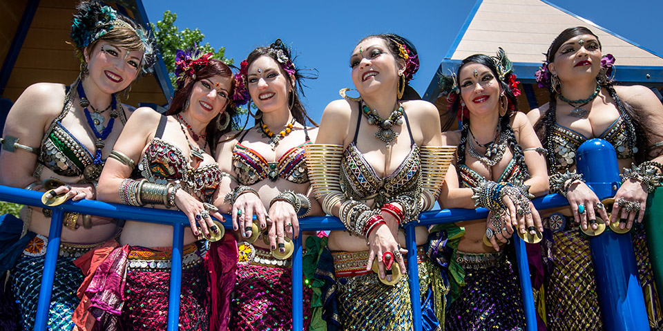 WildCard BellyDance at Play